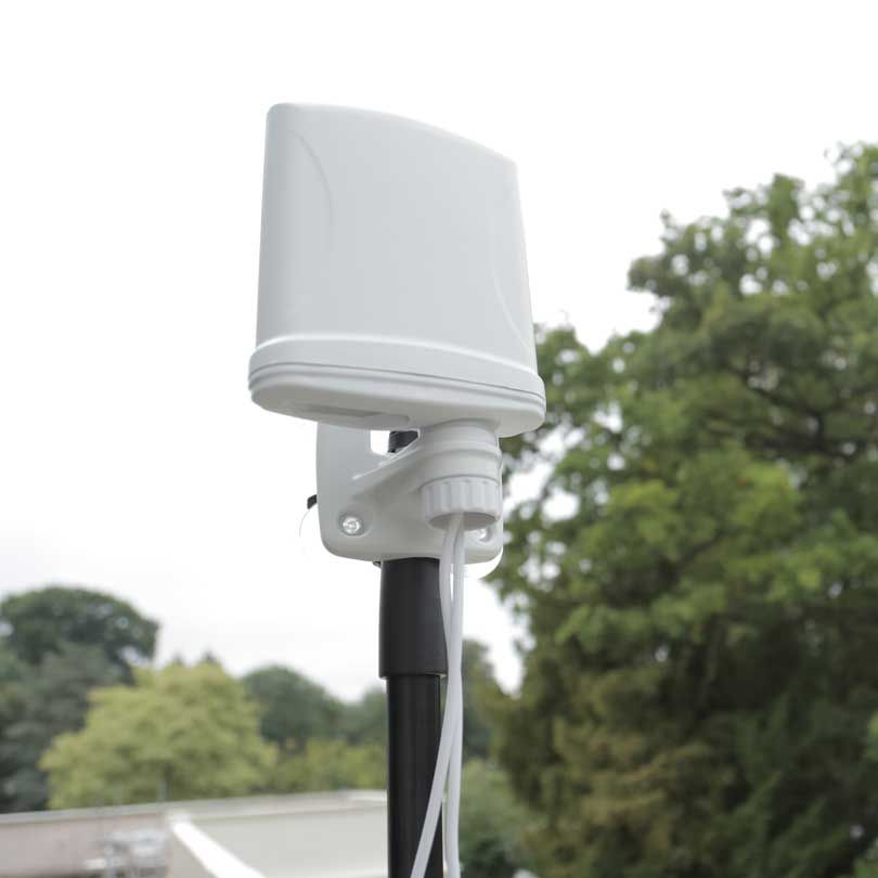 Mobile Web Streaming Antenna